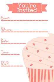 birthday party invitation templates com