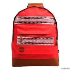 <b>Рюкзак Mi-Pac Nordic</b> Bright Red купить по цене 2 290 руб. в ...