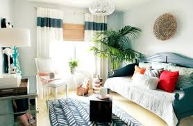 daybed in the living room