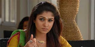 Image result for nayanthara angry