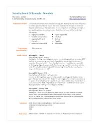 security guard resume example volumetrics co corporate security security guard sample resume security guard sample resume security armed security guard resume sample corporate security