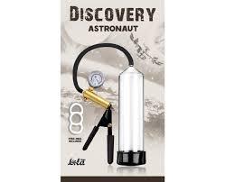 <b>Вакуумная помпа</b> с манометром <b>Discovery Astronaut</b> INS6907 ...