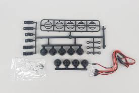 <b>Комплект светотехники Fuse</b> Roof Top Spot Light Set FUSE3504 ...