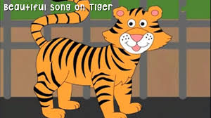 beautiful song on tiger for kids beautiful song on tiger for kids
