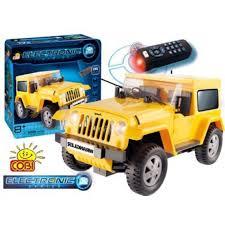 Купить Радиоуправляемый джип <b>JEEP WRANGLER</b>!