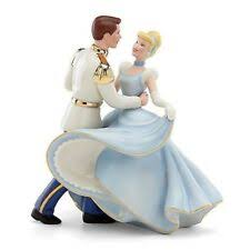 Disney <b>Wedding Cake Toppers</b> In Cinderella <b>Figurines</b> (1968-Now ...