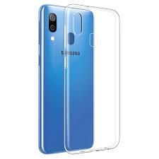 Купить Силиконовый <b>чехол</b> для <b>Samsung Galaxy</b> A40 <b>Skinbox</b> ...