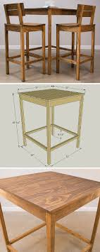 english oak pub table: this pub table looks great and will fit in your kitchen or many other