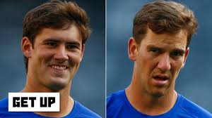 Daniel Jones is ready to replace Eli Manning as the Giants' starting ...