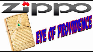 <b>ZIPPO</b> 49060 EYE OF PROVIDENCE <b>DESIGN</b> - YouTube