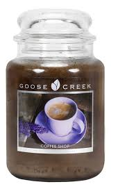 <b>Ароматическая свеча Coffee Shop</b> (Кофейня) Goose Creek купить ...