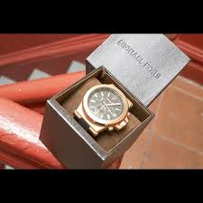 50% off michael kors other michael kors mk8184 men rose gold michael kors mk8184 men rose gold dylan watch