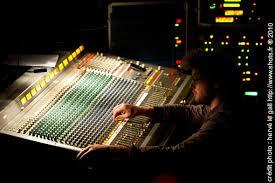 ingénieur du son
