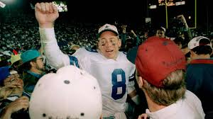 Troy Aikman (QB, Dallas Cowboys) Career Highlights | NFL - YouTube