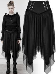 <b>Nebulae</b> black <b>skirt</b> OPQ-414/BK Punk Rave   Fantasmagoria.shop ...