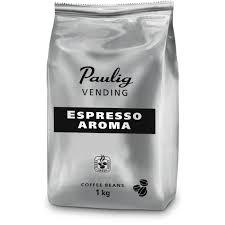 Купить <b>Кофе</b> в зернах <b>Vending Espresso</b> Aroma, 1 кг, <b>Paulig</b> в ...