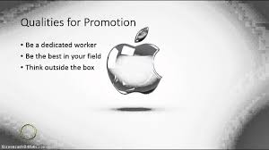 how to get promoted apple how to get promoted apple