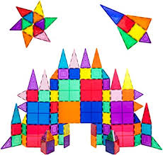 PicassoTiles 100 Piece Set 100pcs Magnet Building ... - Amazon.com