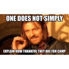 Summer Camp Meme | Camp Life | Pinterest | Haha So True, So True ... via Relatably.com