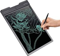 IGERESS 12.9-<b>inch LCD Writing</b> Tablet Electronic <b>Writing</b> Board with...