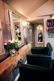 best ideas about salon furniture pink furniture the shed hair salon designed by detail design studio rustic chic wedding