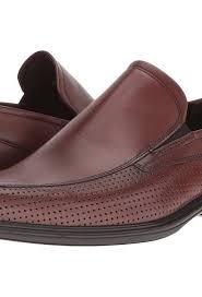 <b>ECCO</b> Johannesburg Slip-On (Mink) Men's Slip-on Dress Shoes ...