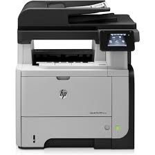 <b>HP LaserJet Pro M521dw</b> A4 Mono Multifunction Laser Printer ...