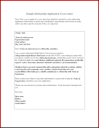 cover letter for award application template cover letter for award application