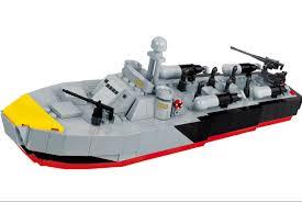 <b>Конструктор COBI</b> Патрульный торпедный <b>катер</b> PT-305 COBI ...