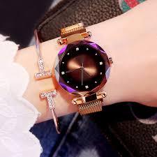 <b>Tephea Women Watches 2019</b> Aurora Luxury Rose Gold Fashion ...