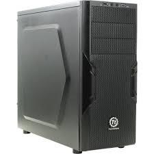 <b>Корпус Thermaltake Versa</b> H22 Black без БП — купить, цена и ...