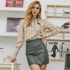 Colorfaith New Women Blouses Shirts <b>2019 Spring Summer</b> ...