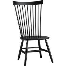 chairs black wood