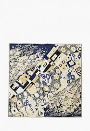 Платок Freywille, Hommage a Gustav <b>Klimt</b>, разноцветный, Весна ...