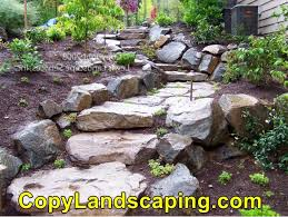 Image result for landscaping with rocks