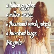 Best Friends? More like sisters! on Pinterest   Best Friend Quotes ... via Relatably.com