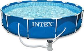 Бассейн <b>Intex Metal Frame 366х76</b> 6503л 28212 купить в ...