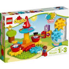 <b>Конструктор LEGO DUPLO Моя</b> первая карусель 10845 L|model ...