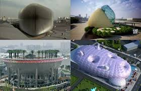 world famous architecture shanghai global