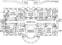 Ground Floor   White House MuseumWhite House Residence Ground Floor History