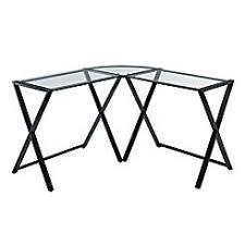 l shaped or corner desk bush saratoga computer desk