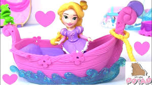 <b>Принцессы Диснея</b>. <b>РАПУНЦЕЛЬ</b>! Игрушка и Раскрасска <b>Disney</b> ...