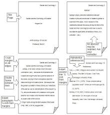 research paper journal format