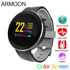 <b>Smart Watch</b> Q8P Heart Rate <b>Smart Bracelet</b> Sleep Monitor Fitness ...
