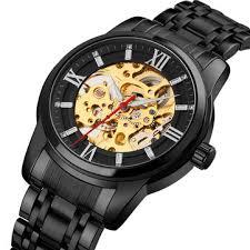 <b>Skmei</b> 9222 fashion <b>men automatic</b> watch hollow dial stainless steel ...