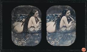 private pleasures an example of french photographic erotica ngv unknown photographer french active 1840s 1850s