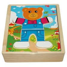 <b>Пазлы QiQu Wooden Toys</b> Factory