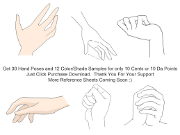 anime hands reference sheet by sapheron art on 30 anime hands reference sheet by sapheron art