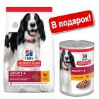 <b>Hill's корм</b> для собак   выгодно купить в zoochic-eu.ru