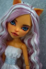 ooak monster high tei custom repaint by hyangie